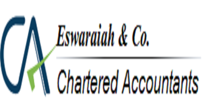 Eswaraiah & Co, Chartered Accountants